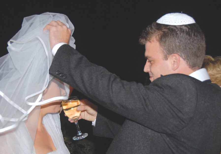 A wedding in Israel