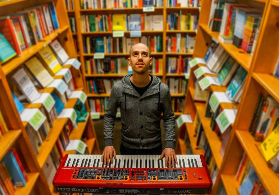 Israeli keyboardist Gil Assayas