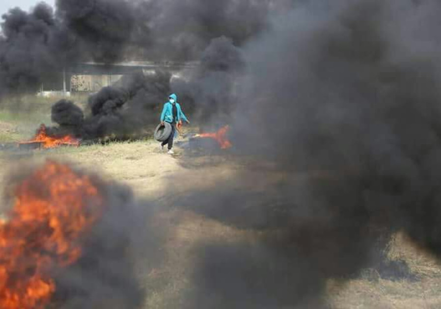 10 dead, over 1000 wounded as Gaza protests wind down
