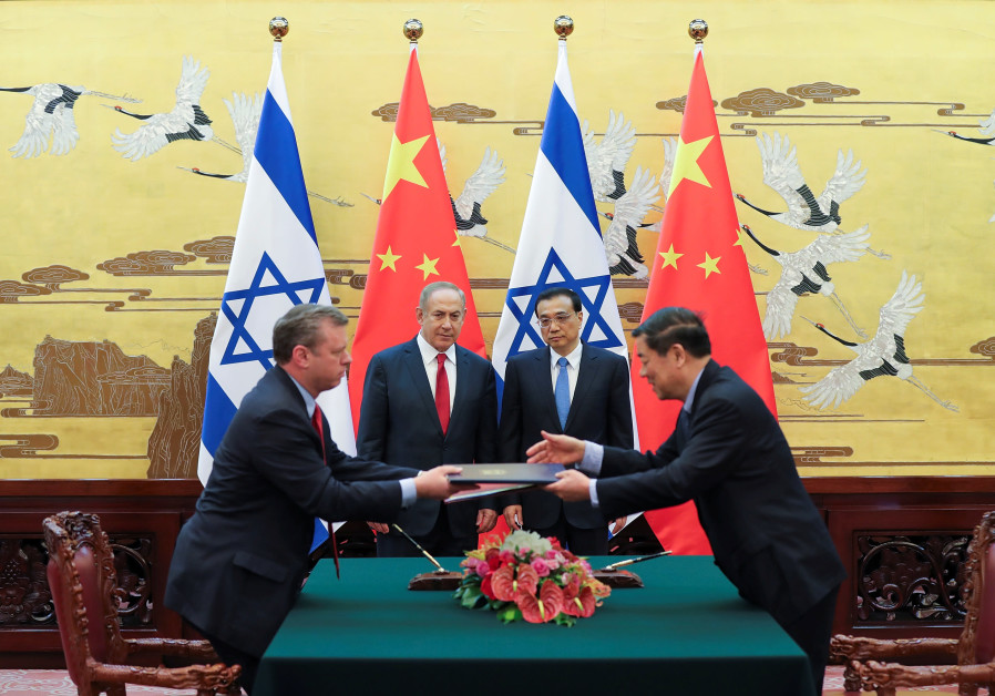 A more open China will benefit China-Israel common development