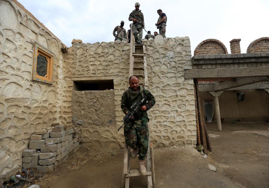 Afghan air strike kills Islamic State commander