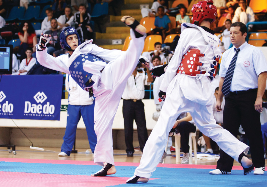 Israeli Taekwondo