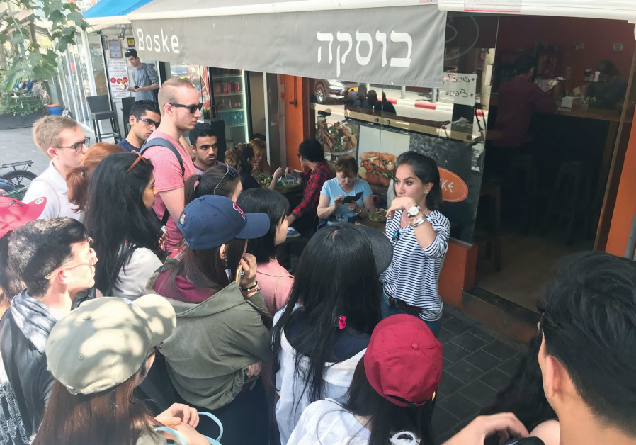 Saudi student enjoys tech tour of Israel