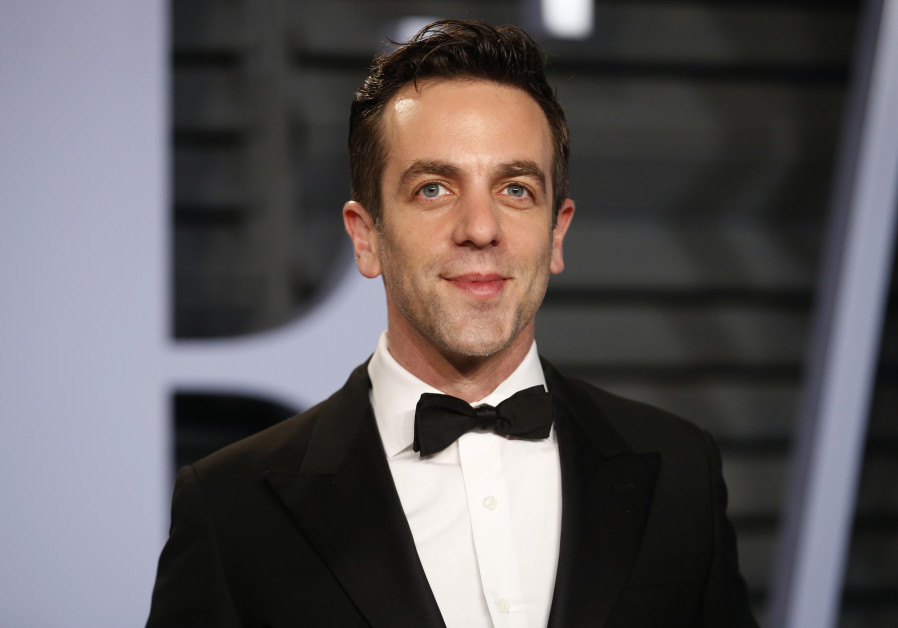 Actor Bj Novak