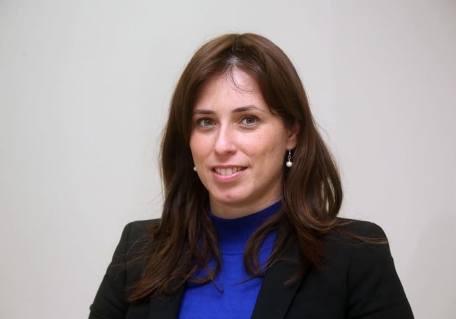 Deputy Foreign Minister Tzipi Hotovely
