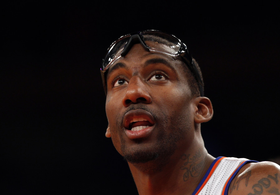 Former NBA star Amar'e Stoudemire