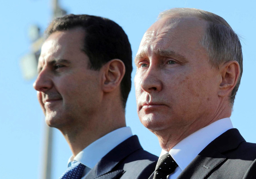 Syria's Assad denies Russia makes decisions for him