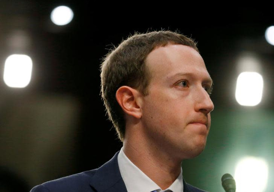 Zuckerberg's testimony mars case, lawyer for Israeli terror victims says