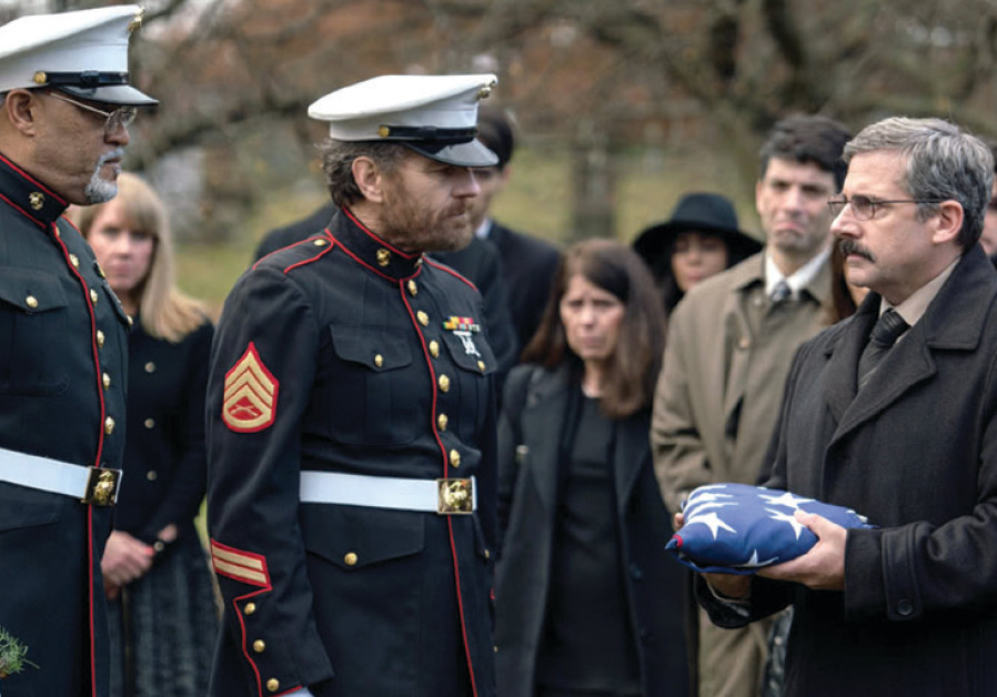 Scene from the film 'Last Flag Flying'