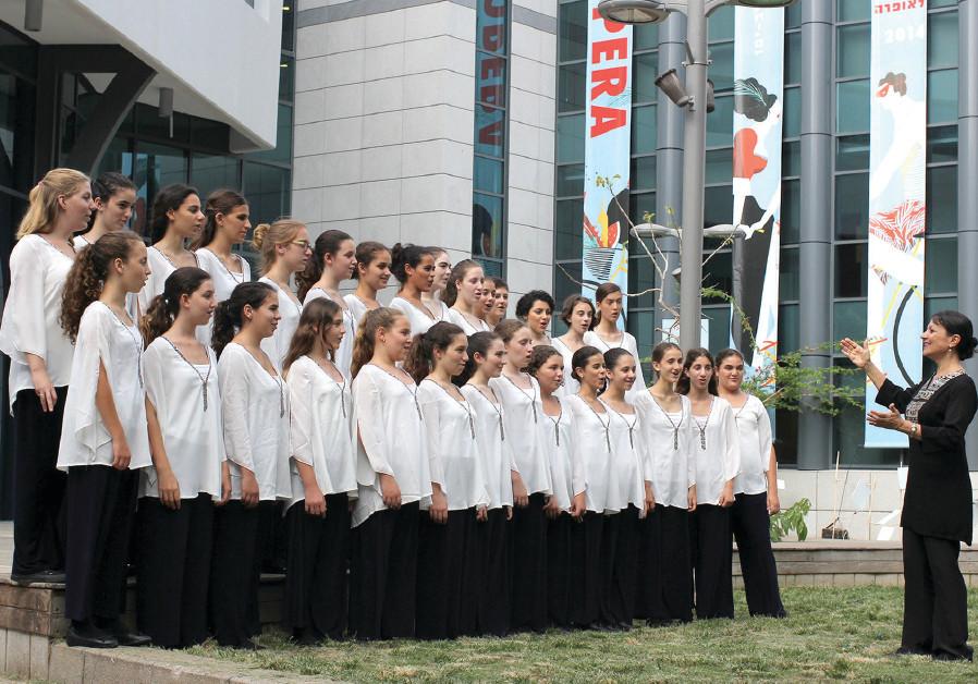 Moran Choir