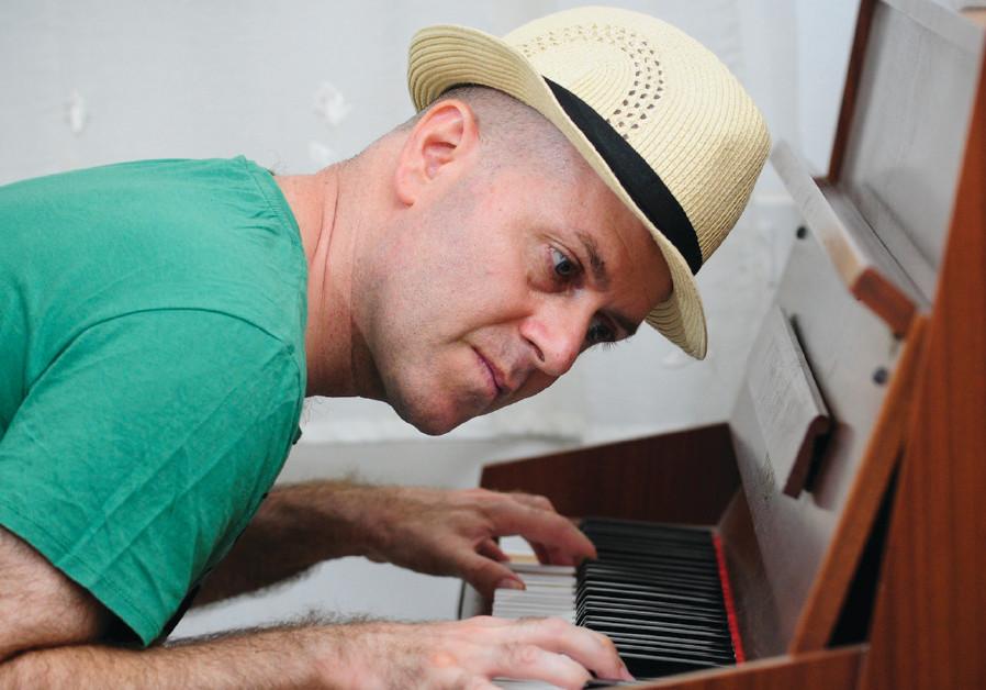 Musician Yaron Cohen