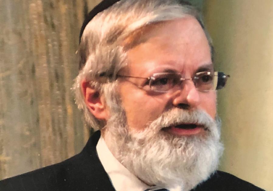 RABBI AVRAHAM MOSHE KOWALSKY