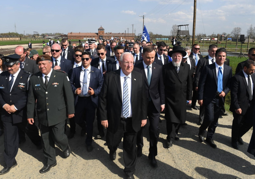Israeli, Polish presidents fail to resolve Polish 'Holocaust law' crisis
