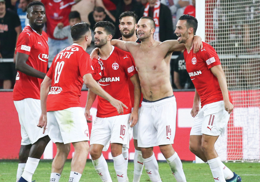 Dramatic equalizer gives Beersheba draw