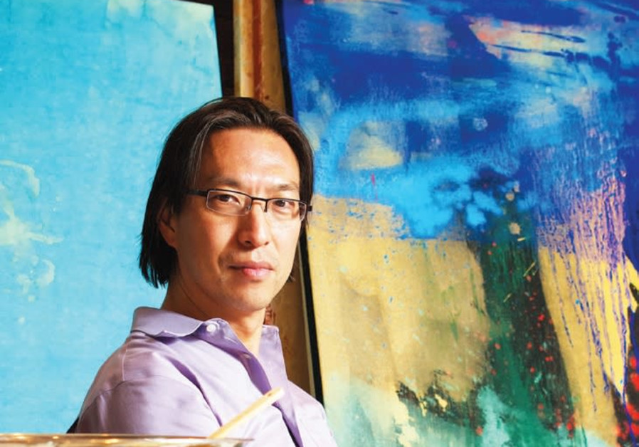 ARTIST MAKOTO Fujimura sees 17th-century Japan as 'a microcosm of the world.'