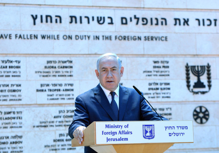 Netanyahu: Israel on guard against Iranian terror attacks on diplomats