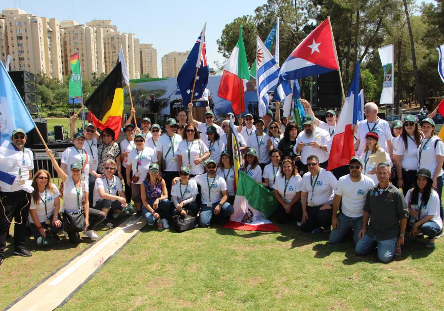 KKL-JNF 9th World Leadership Conference Kicks off in Jerusalem