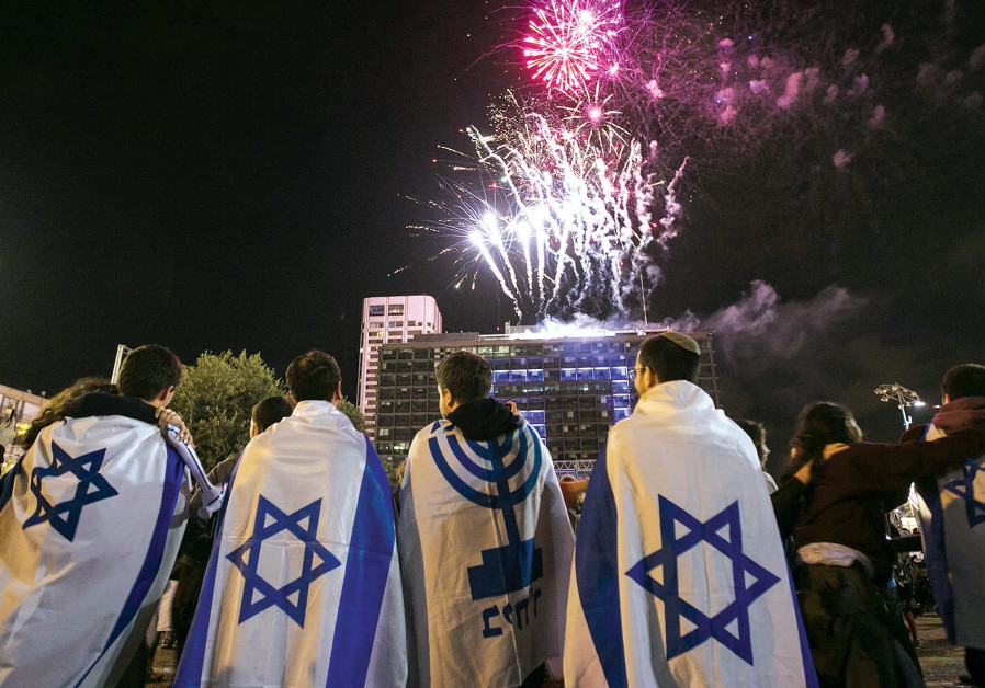 Poroshenko congratulates Israeli people on Israel's 70th anniversary