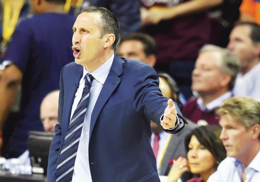 Triumphant Blatt sets sights on return to basketball's biggest stage