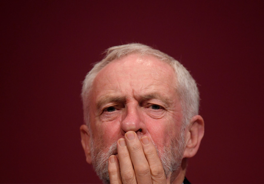 Jeremy Corbyn's top ten outrageous anti-Israel moments this month