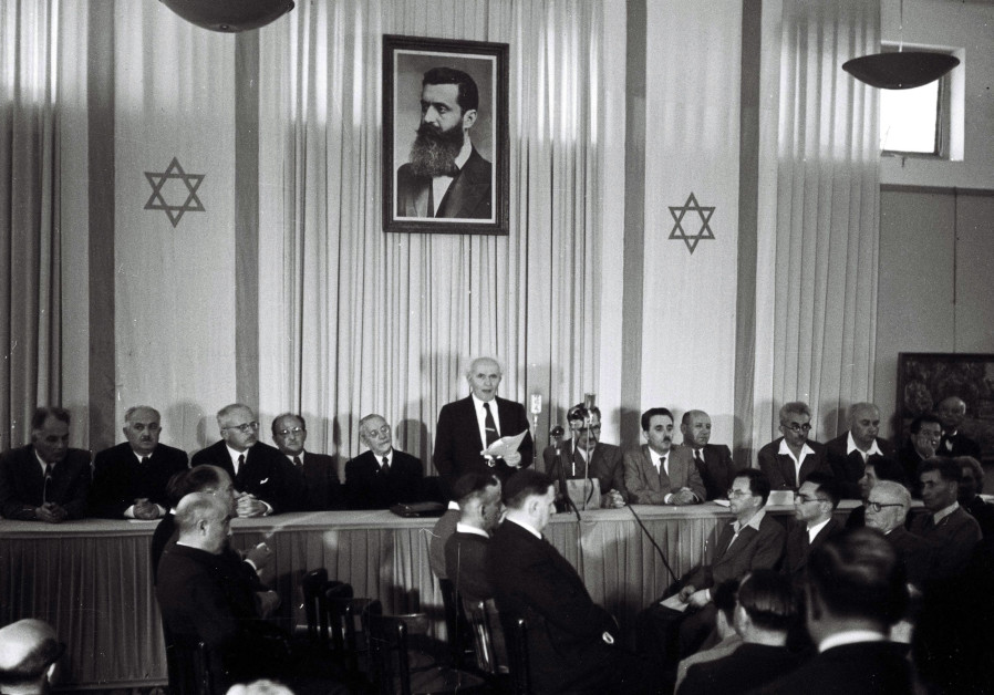 An illuminating look at the life of Ben-Gurion