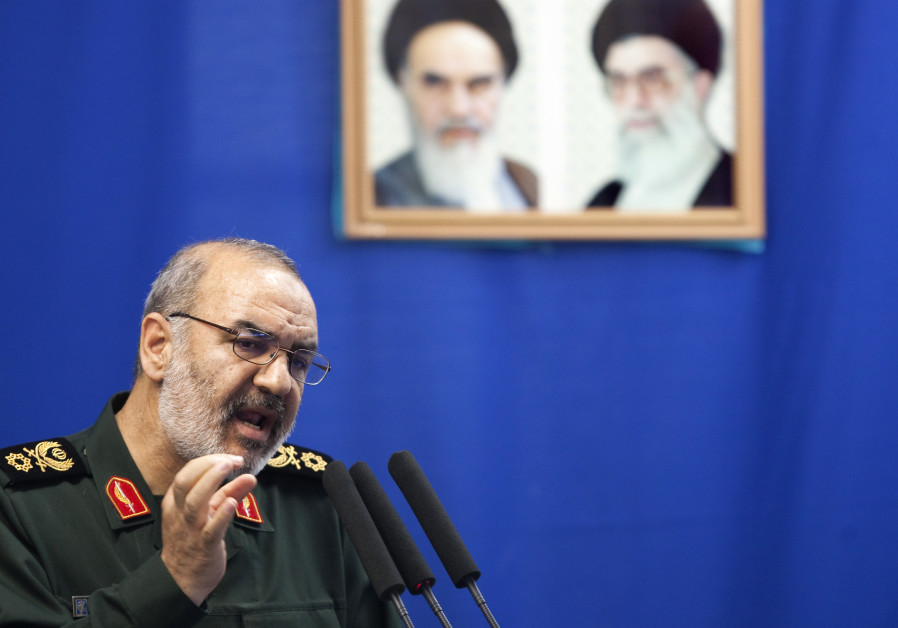 Iranian Military Leaders Vow to 'Annihilate' Israel