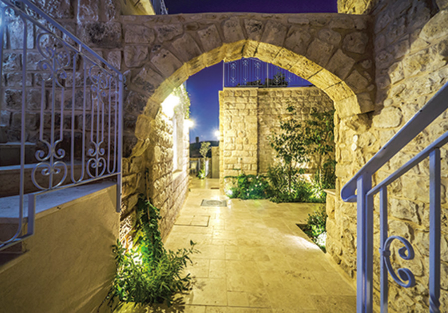 THE WAY INN in Safed: 'We want it to be not just a hotel but a center for spirituality'