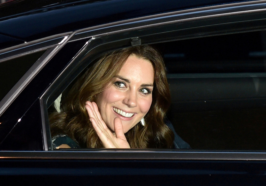 Kate, wife of U.K.'s Prince William, taken to hospital to give birth