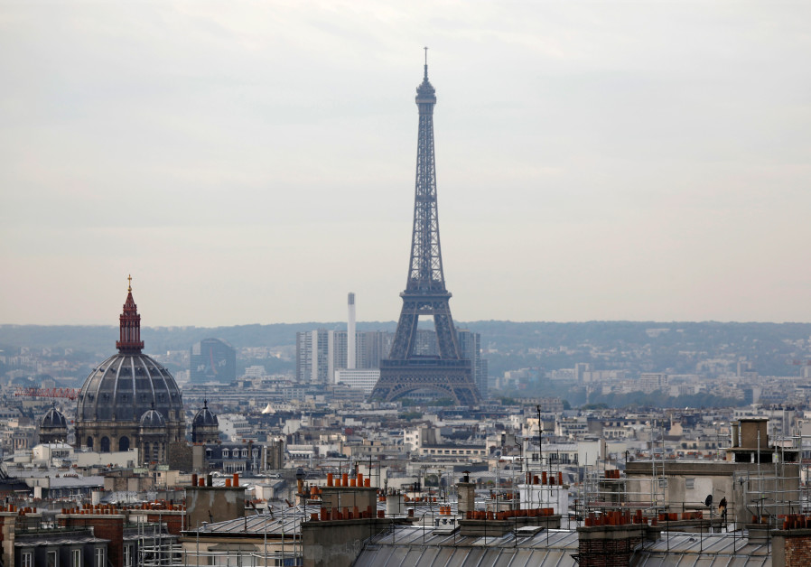 Iran attempted attack in Paris, half a ton of explosives found - report
