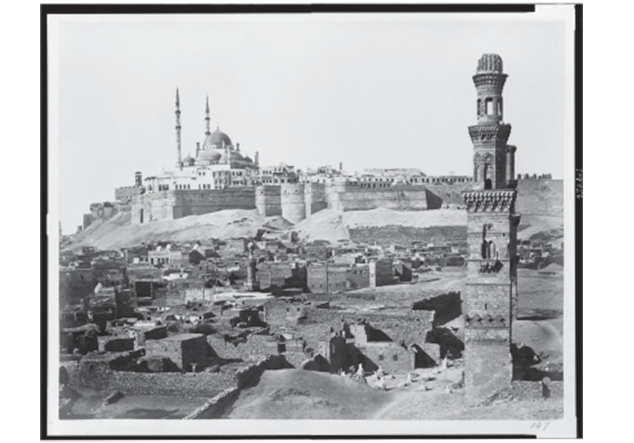 CAIRO IN the late 19th century