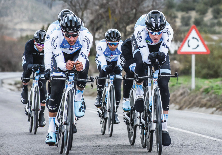 Members of the country's only professional team, the Israel Cycling Academy, will take part