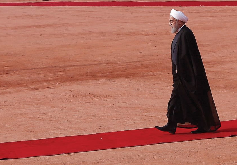 Rouhani grilled by parliament in session broadcast live