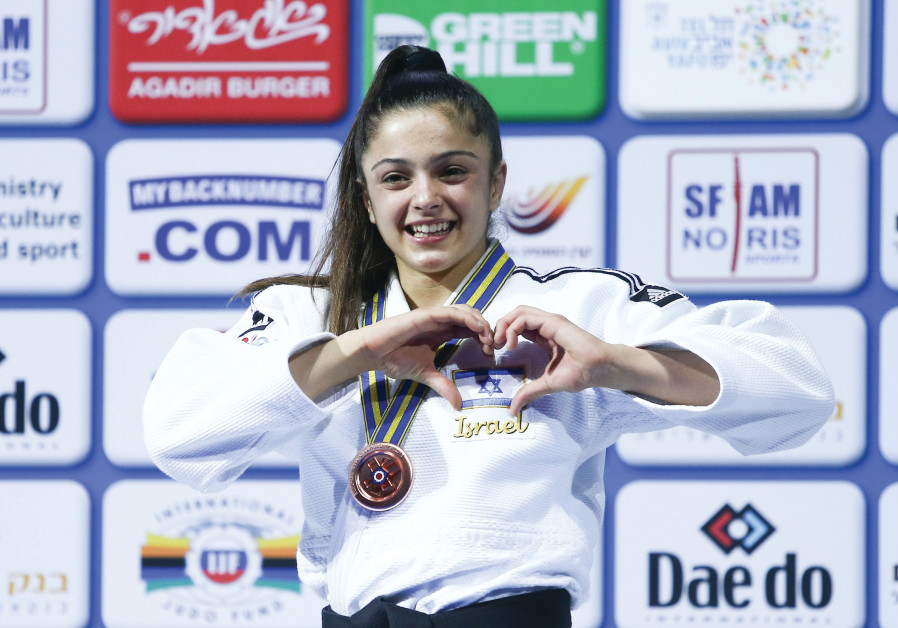 Primo, Flicker medal at European Judo Championships