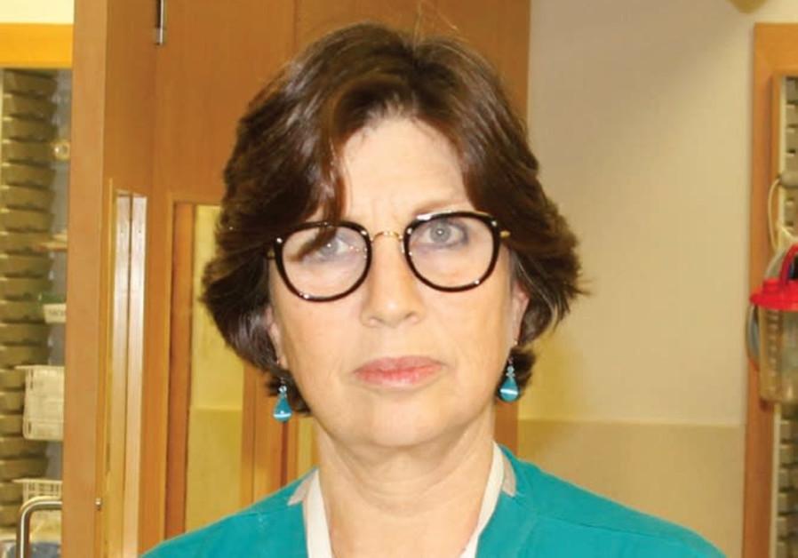 PEOPLE OF ISRAEL: Julie Benbenishty
