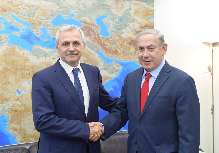 Netanyahu and Dragnea