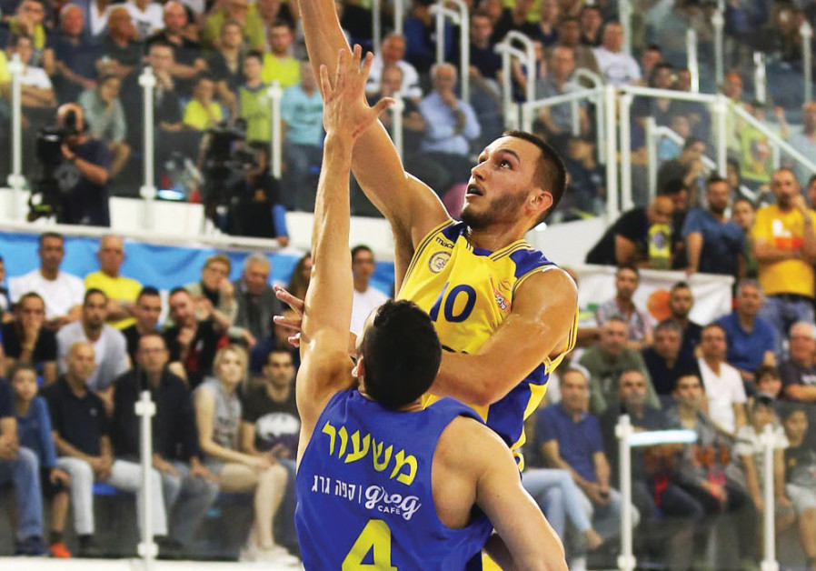 Ashdod tops Maccabi Tel Aviv to move even on points