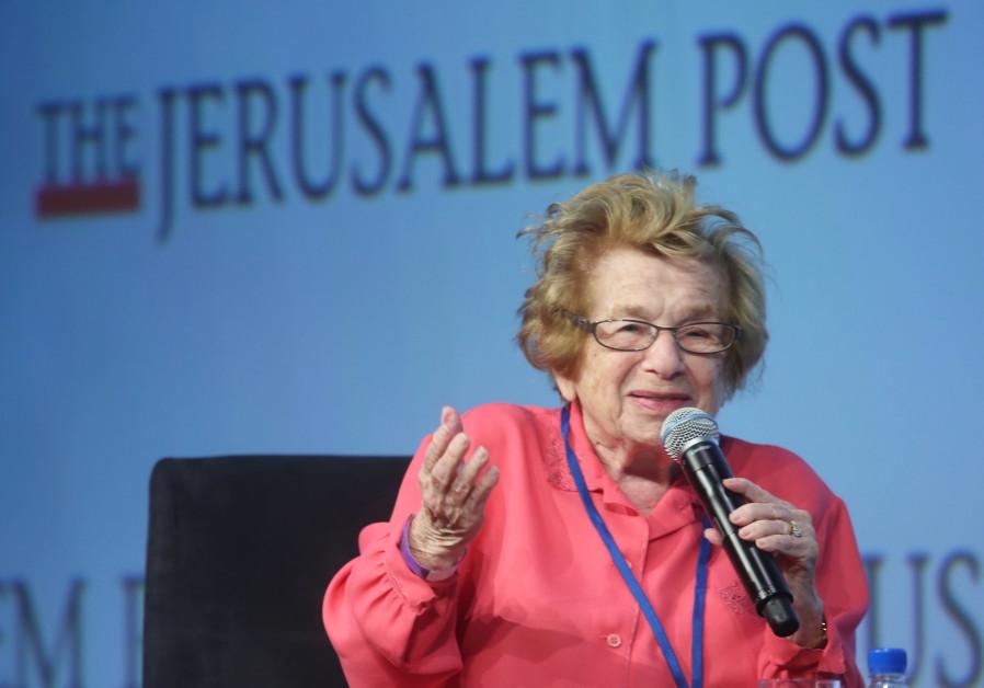 Dr. Ruth, 'Green Book' producer to attend Jerusalem Film Festival