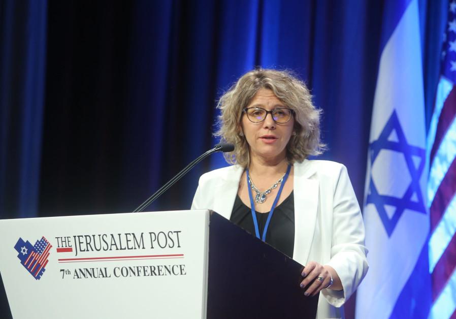 Yitzhak Shamir Medical Center Director-General Dr. Osnat Levtzion-Korach