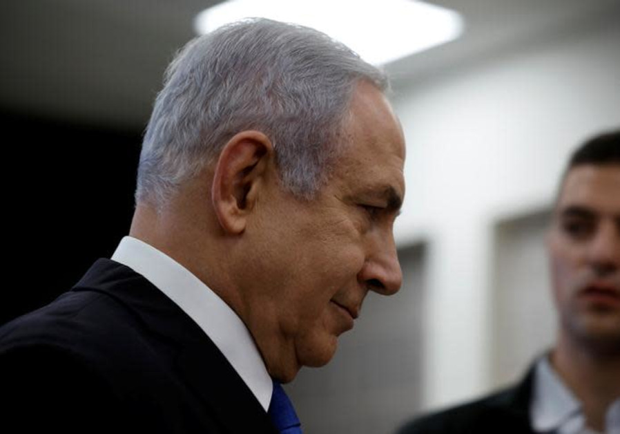 Netanyahu warns India, UK, Australia on Iran