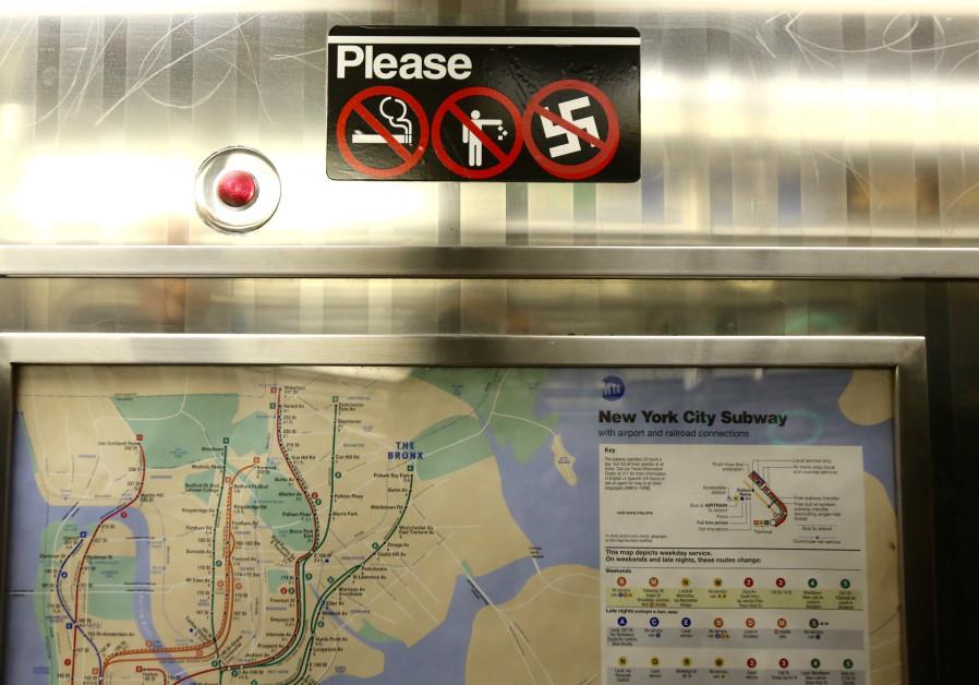 New York Subway, May 1, 2018