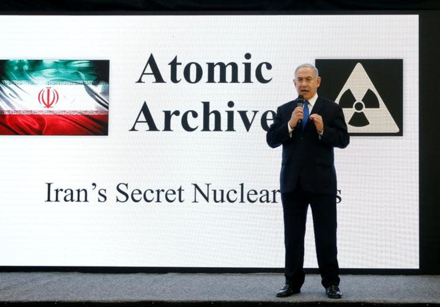 The Inside Story of How PM's Mossad-Iran Archives Speech Came About