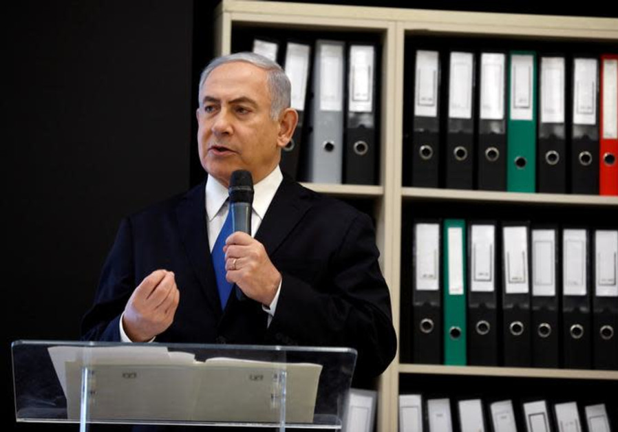 The political battle over Netanyahu's epic Iran intel broadcast