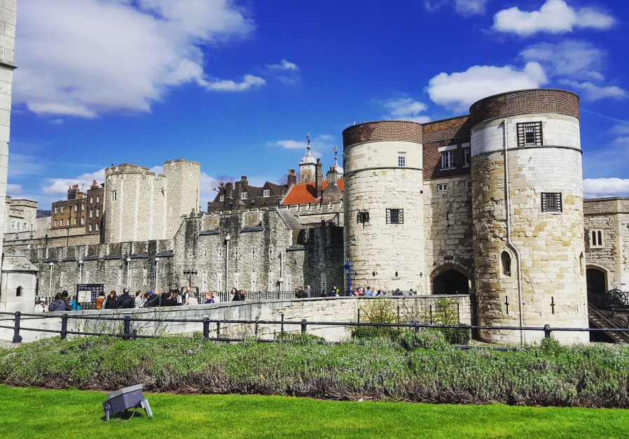 The Tower of London and its Jewish history