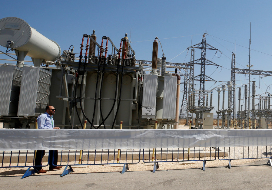 Israel to shift power supply to PA in $775m. deal