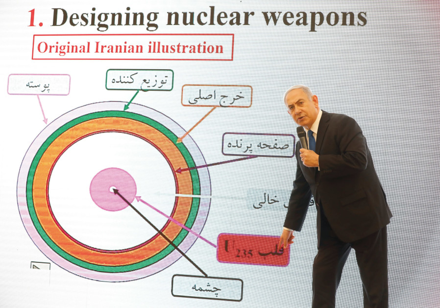 Editor's Notes: The Iran show