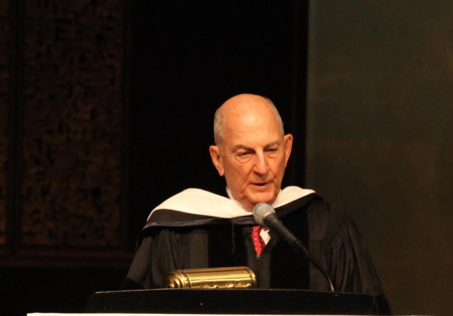 Bronfman warns of growing schism in Israel-Diaspora