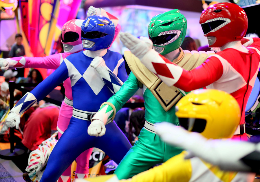 Haim Saban sells Power Rangers franchise to Hasbro for $522 million