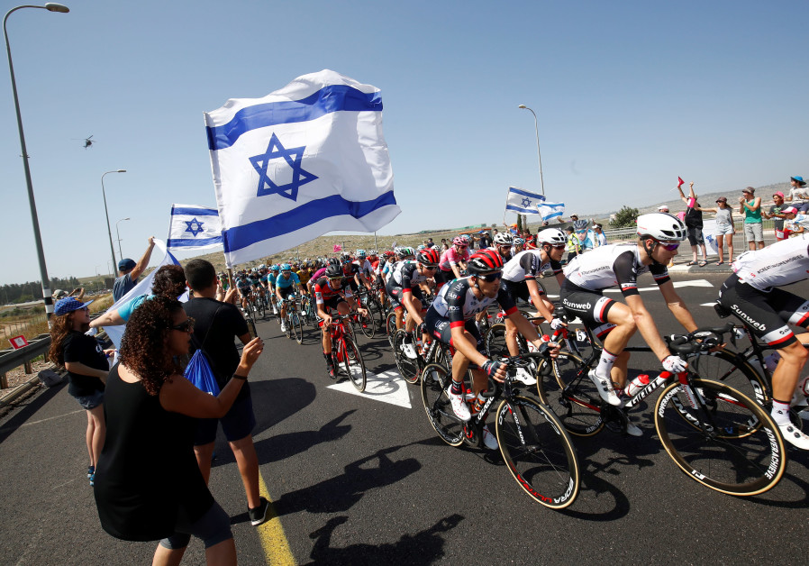 Giro d'Italia in Israel: Far more than a cycling race
