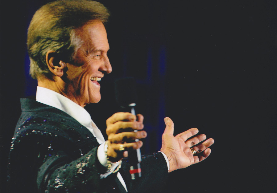 Pat Boone's gift to Israel