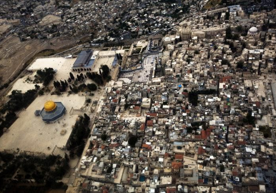 Jerusalem politics: changing the city's character?